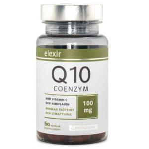 Elexir Pharma Coenzyme Q10