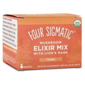 Four Sigmatic Elixir Instant Lions Mane bästa lion's mane