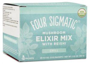 Four Sigmatic Elixir Instant Reishi & Tulsi