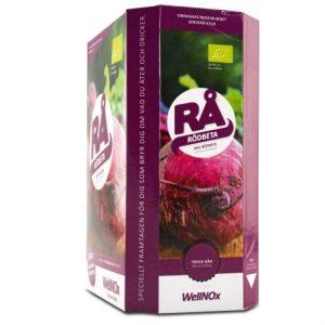 RÅ Rödbetsjuice bag-in-box