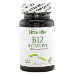 Bättre Hälsa B12