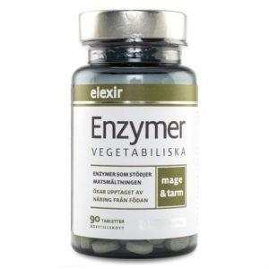Elexir Pharma Enzymer bästa matsmältningsenzymerna