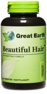 Great Earth Beautiful Hair