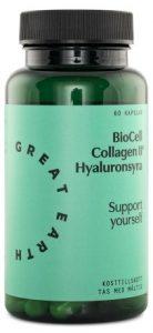 Great Earth Biocell Collagen II + Hyaluronsyra