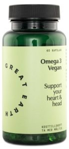 Greath Earth Omega 3 Vegan