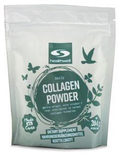 Healthwell Collagen Pulver