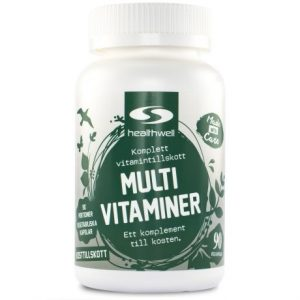Healthwell MultiVitaminer