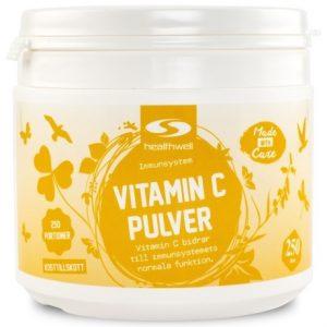 Healthwell Vitamin C Pulver