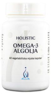 Holistic Omega 3 Algolja