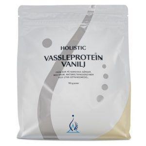 Holistic Vassleprotein bästa proteinpulvret