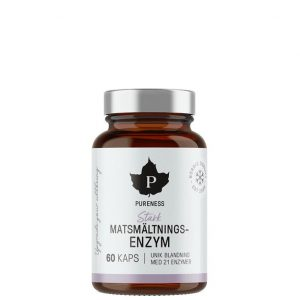 Pureness Matsmältningsenzym 60 caps