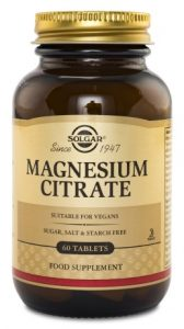 Solgar Magnesiumcitrat