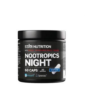 Star Nutrition Nootropics Night