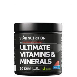 Star Nutrition Ultimate Multivitamin