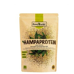 Rawpowder Hampaprotein 50% EKO
