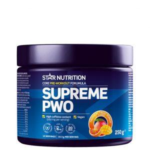 Star Nutrition Supreme PWO