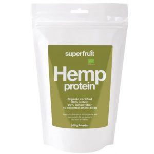 Superfruit Hampaprotein