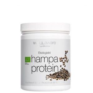 Wellaware Ekologiskt Hampaprotein